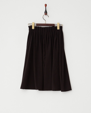 ブラック タックウエスト スカートを見る