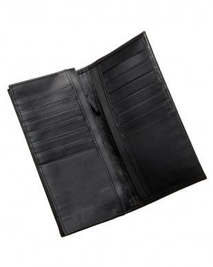ブラック スティングレー長財布見る