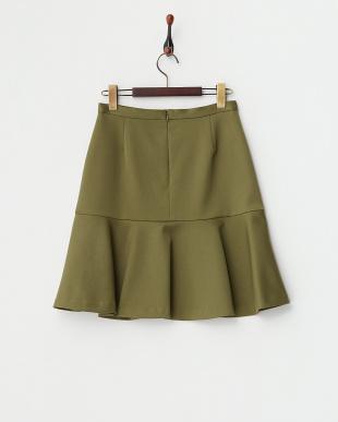 オリーブ マーメイドスカート見る