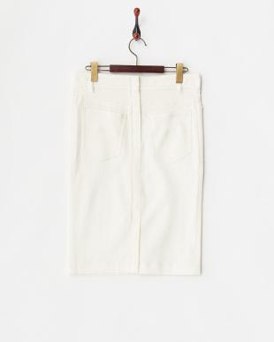 シロ ホワイト ペーパーブラックススカートを見る