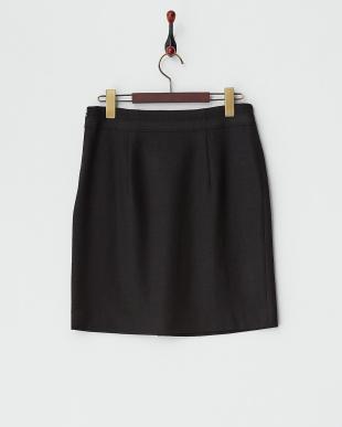 ブラック ビンテージボタニースカート見る