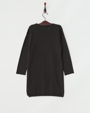 GRIS 杢グレー FLAVY ROBE COTON セーター見る