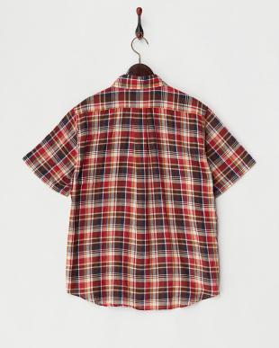 RED チェックシャツ見る
