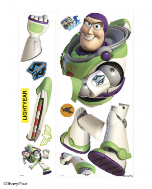 Buzz Lightyear Giantを見る