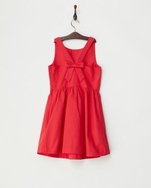 赤 アカ ドレスを見る