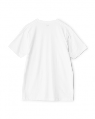 ホワイト WH 2枚組 吸水速乾 V首シャツを見る
