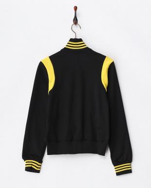 BLACK ブラック×イエロー Club Jacket|WOMENを見る