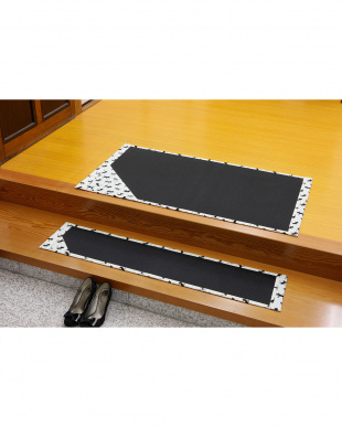 NA 炭玄関マット モノネコ 25×120cmを見る