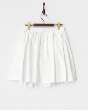 10 ホワイト タイプライタースカートを見る