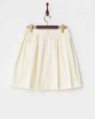 16 キナリ アイボリー タイプライタースカートを見る