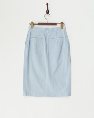 61 サックス ダスティーワッシャータイトスカートを見る