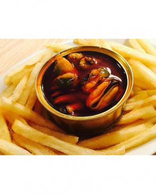 ムール貝のガリシアソース漬け缶詰(大)を見る