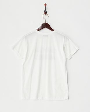シロ グリッターロゴプリントTシャツを見る