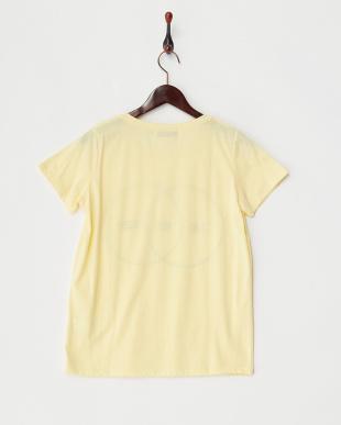 イエロー サークルロゴ Tシャツを見る