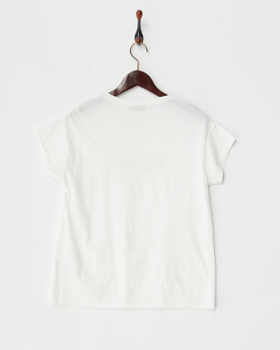 シロ グリッタープリントTシャツを見る