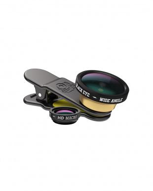 HD COMBO クリップ式スマホ用レンズ2種類セット見る