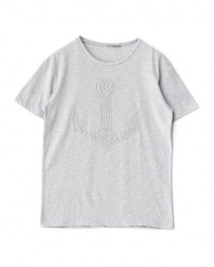 イカリ エンボスTシャツを見る