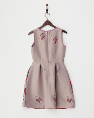 dark grey INGEGNO kiku ドレス(JAPAN 限定ドレス)見る