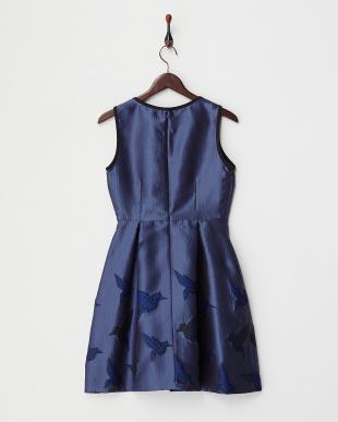 navy blue pattern INIZIO origami ドレス(JAPAN 限定ドレス)を見る