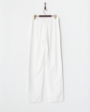 WHITE RIVA サイドライン入りパンツを見る