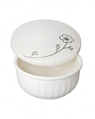 電子レンジ専用の耐熱陶器一輪花 おひつ(1.5合)を見る