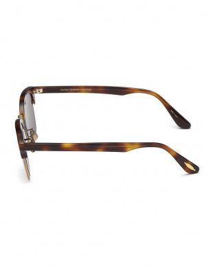 デミブラウン Bevan サーモントブローサングラスを見る