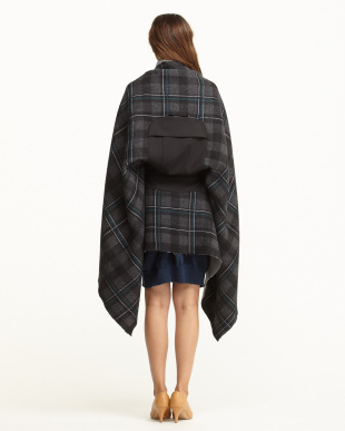 GREY Blanket Jacketを見る