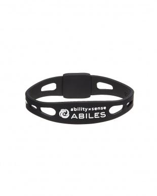 ブラック ABILES PRO ブレスレット/アンクレットを見る