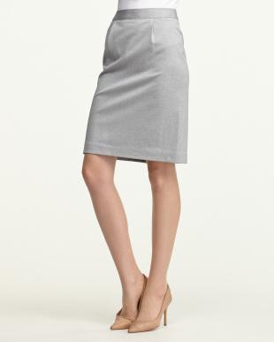 グレー サラクールファインタイトスカートを見る