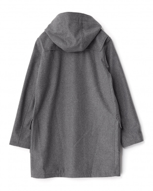 GRAY Duffle Coat FORK&SPOON見る