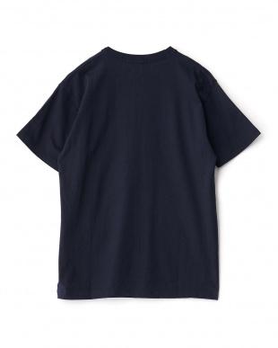 ネイビー MTV コラボレーションTシャツを見る