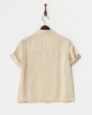 ベージュ スウィートドリームシャツを見る