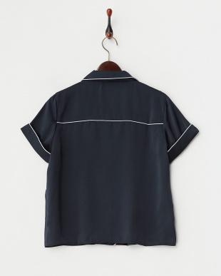 ネイビー スウィートドリームシャツを見る