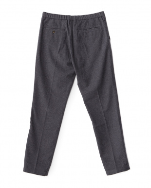 L.Gray Flannel Easy Trouser DOORS見る