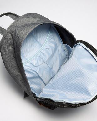 ブルー×ホワイト Harris Tweed backpackを見る