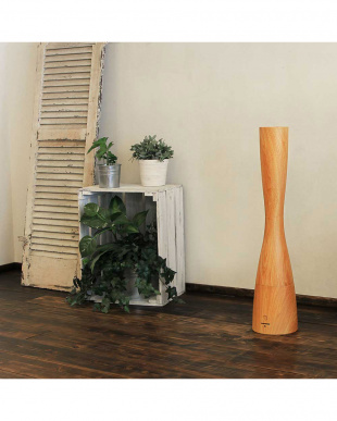 プレーン アロマ超音波式加湿器 Sablier -wood-見る