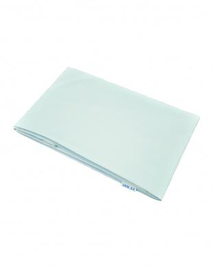 ブルー [シングル]アイスボディシーツ 涼感ボックスシーツ キシリトール加工を見る