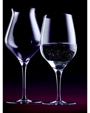 ブラック THE FIRST ブラック ペアワイングラス見る