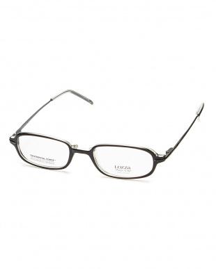 ブラック SLM277 フレーム+クリップオンサングラス│MENを見る