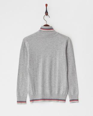 MGY カシミヤ×ウールセーター見る