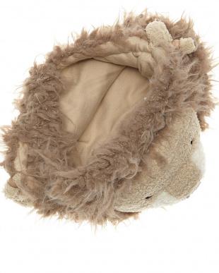 ベージュ ライオンkids巾着を見る