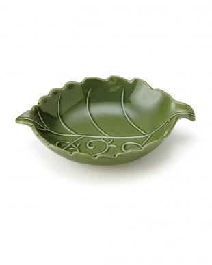 グリーン Potte Leaf ボウル L 3Pセットを見る