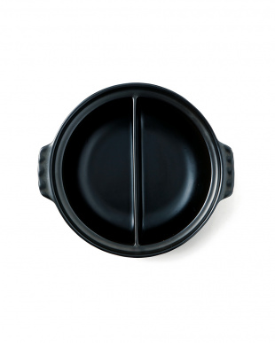 仕切り鍋を見る