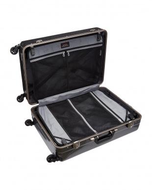 ブラックカーボン BE Narrow フレームスーツケース60Lを見る