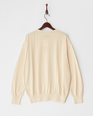 NATURAL BT SOLID KNIT見る