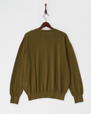 OLIVE BT SOLID KNIT見る