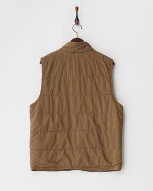 キャメル SKU Quilted Vestを見る