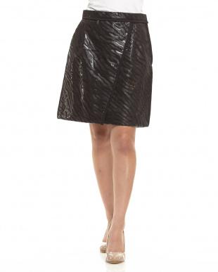 黒 ZEBRE ORGANDIE スカートを見る