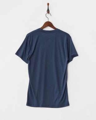 NV NAVY 蓄暖 クルーネックTシャツを見る