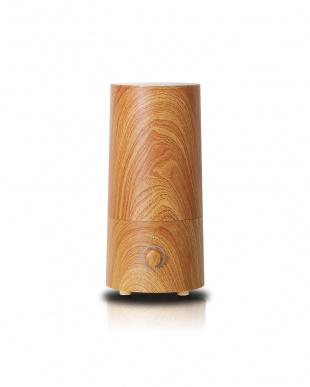 オールドプレーン アロマ超音波式加湿器 -wood-見る